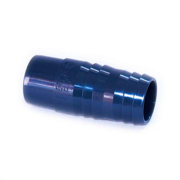 40 mm Schlauchtülle PVC-U VDL mit Klebestutzen