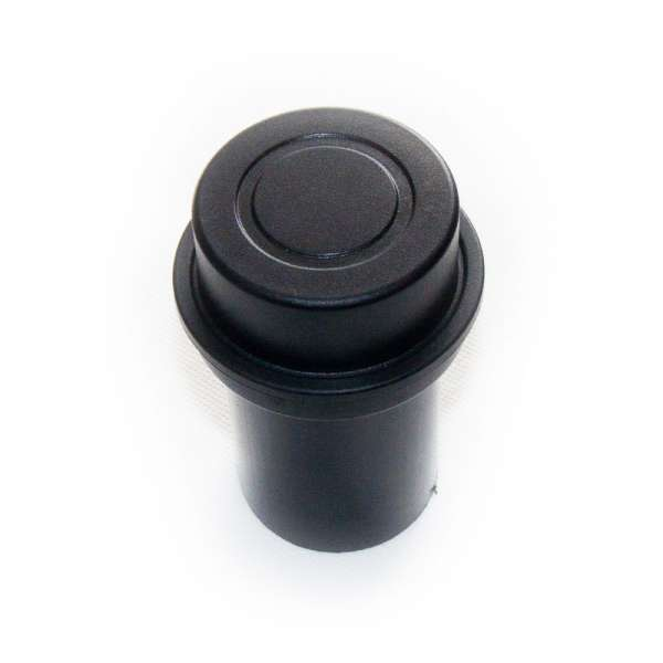 Endkappe schwarz für Van Gerven (xclear) UVC Klärer Koi Professional