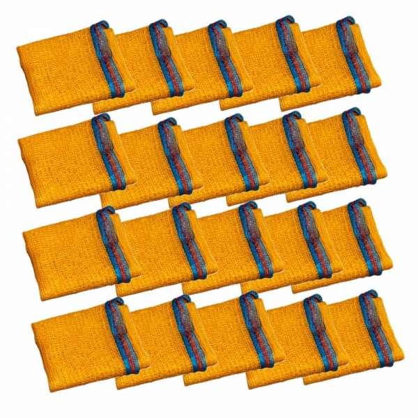20 Stück Filtermediensäcke für Teichfilter