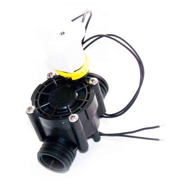 24V AC Magnetventil für Niveauregulierung des Wasserstands im Teich, Regentonne und Wassertank