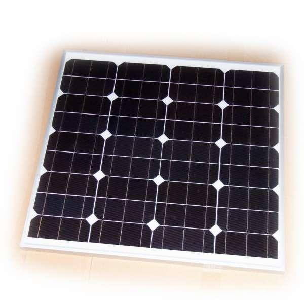 Solarmodul 12V 60W monokristallin