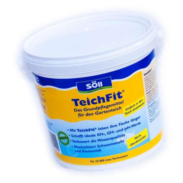 Söll Teichpflegemittel TeichFit 2,5kg bis 25000l