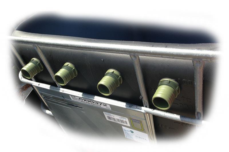 anschluss-an-ibc-filteranlage-fuer-gartenteich
