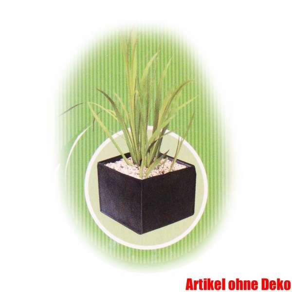 Pflanzkorb textil 18 x 18 x 18 cm quadratisch für Teichpflanzen