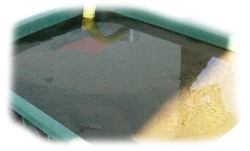 Teichfilter Reinigung Teichpflege