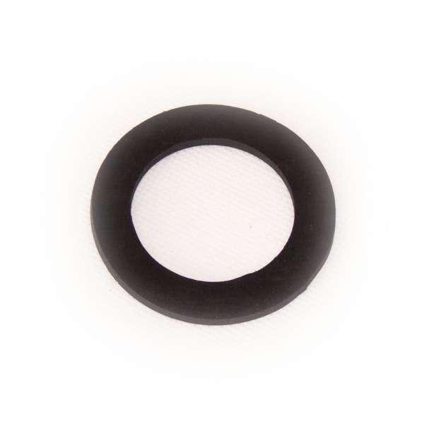 Flachdichtung 61 x 40 x 3 mm aus EPDM Gummi als Ring