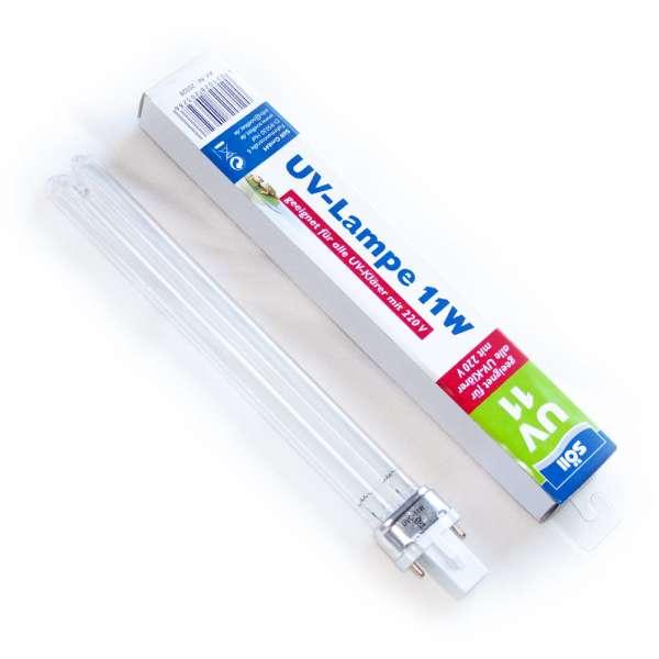 11W 220/230V UV Lampe Söll für UVC Klärer am Titan Teichfilter ohne Daytronic Ersatzteil 20328