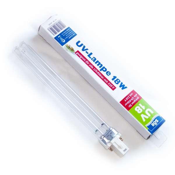 18W 220/230V UV Lampe Söll für UVC Klärer am Titan Teichfilter ohne Daytronic Ersatzteil 20329