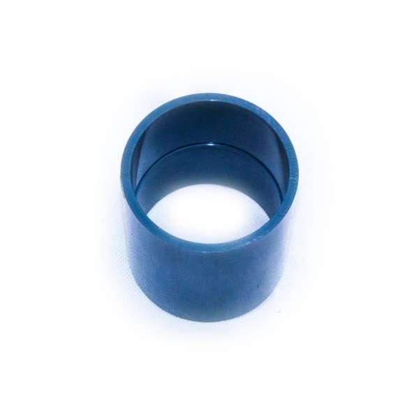 Muffe 63mm als Verbinder für PVC Rohre