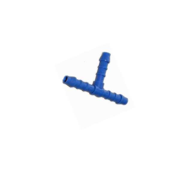 T-Verbinder für 6mm Luftschläuche im Teich und Aquarium