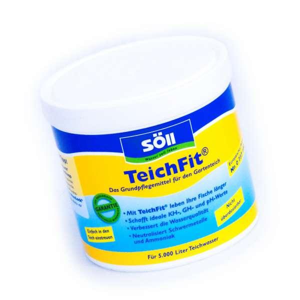500g Söll TeichFit für optimale pH-Werte im Wasser bis 5000l