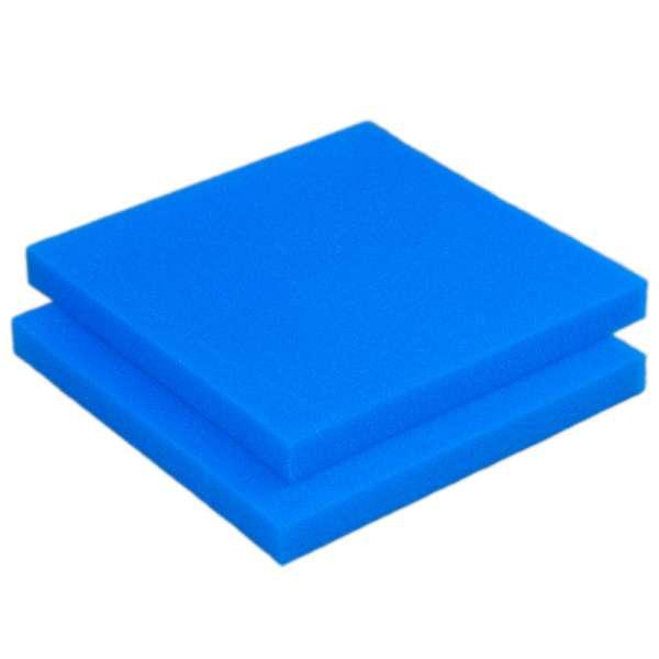 2er Set feine Filtermatten für Teiche