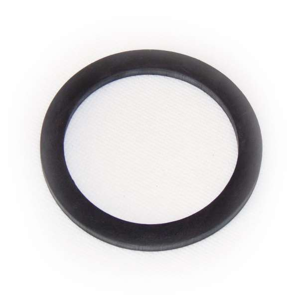 Dichtung 85x67x4 mm Abmessung aus Gummi als Ring flach für G 3 Zoll Innengewinde
