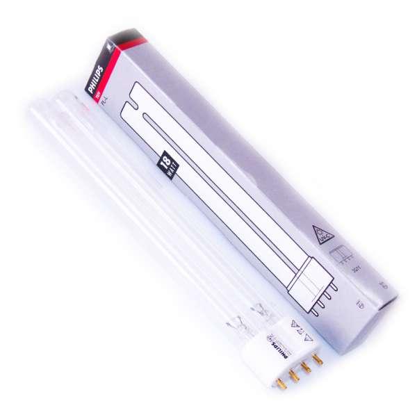 18 Watt Philips UV-Ersatzlampe PLL für Teichfilter