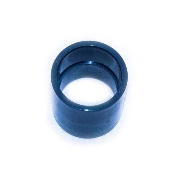 50mm Verbindung mit Klebemuffen PVC