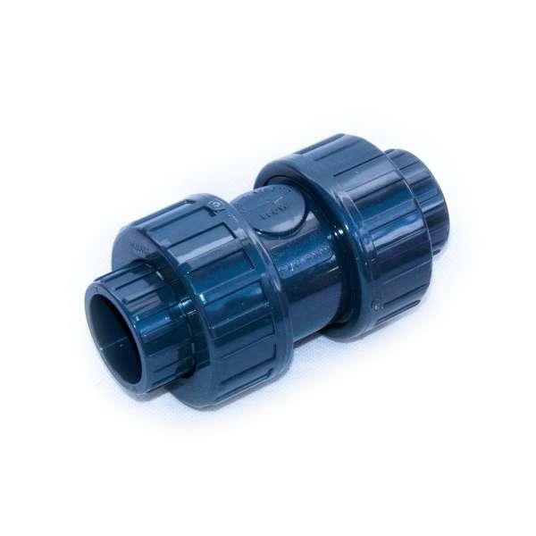 32 mm Rückschlagklappe für Teichpumpen