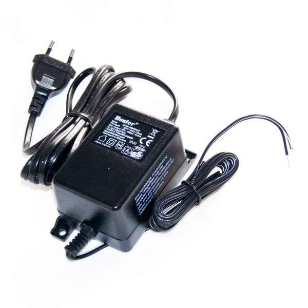 24V AC Trafo für Niveauregulierung des Wasserstands im Teich, Regentonne und Wassertank