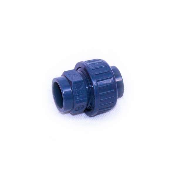 25mm Gewindekupplung PVC-U