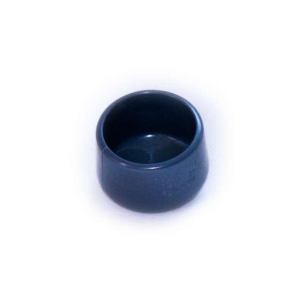 40mm Klebekappe PVC