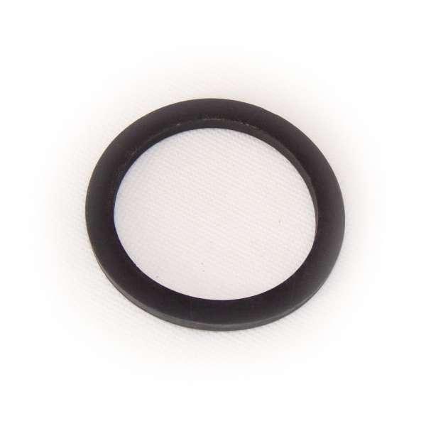 Dichtung 73x57x4 mm Abmessung aus Gummi als Ring flach für G 2 1/2 Zoll Innengewinde