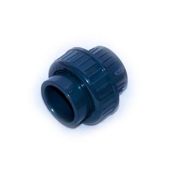 40 mm Verschraubung PVC mit Klebemuffen