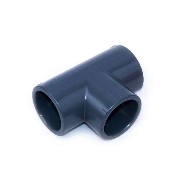 T-Verteiler PVC-U 40 mm zum Kleben