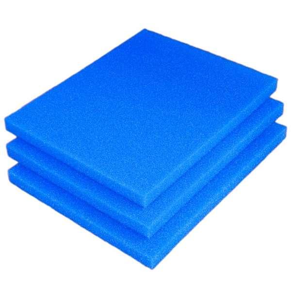 Filtermatten grob 3 Stück im Set 75x60x5 cm