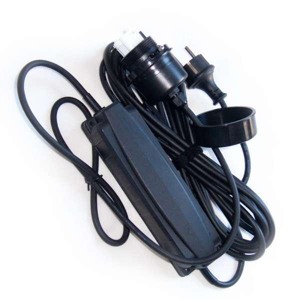 Söll Trafo Ersatzteil 20335 mit 36W und 220/230V für UV Klärer ohne Daytronic am Titan Teichfilter
