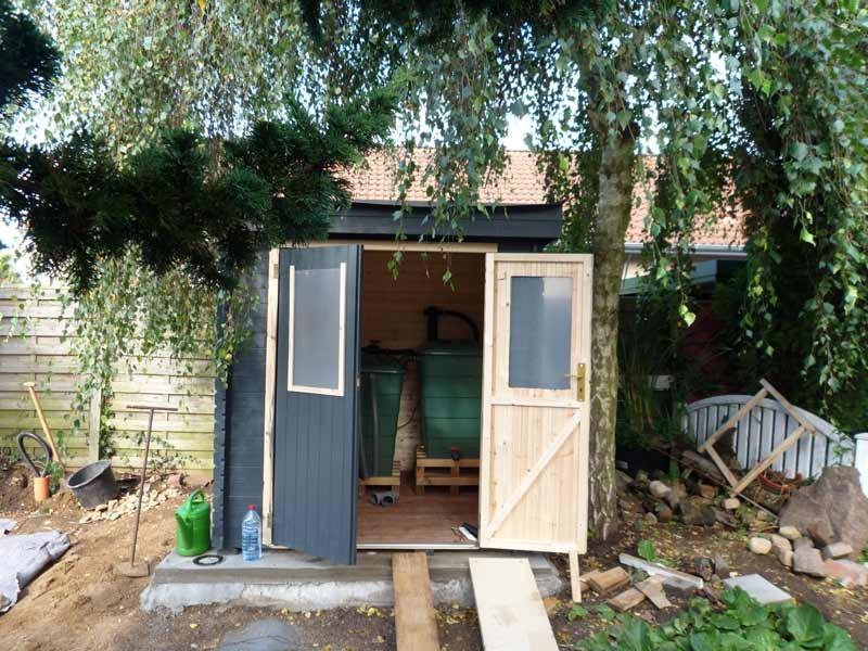 erfahrungsbericht zum teichfilter von. Black Bedroom Furniture Sets. Home Design Ideas