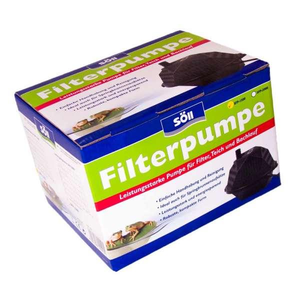 Filterpumpe Söll SFP 1500