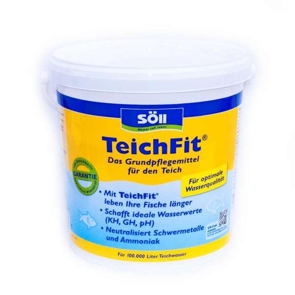 10 kg Söll TeichFit für Koi- und Gartenteich bis 100000l