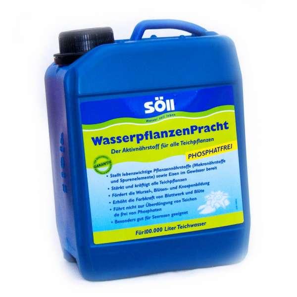 10l Dünger für Wasserpflanzen von Söll für 100000l Teiche