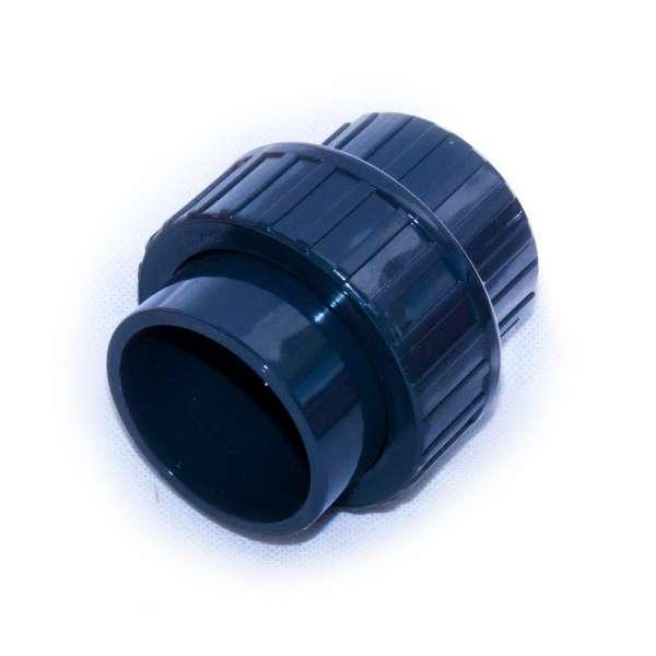 50 mm PVC Verschraubung
