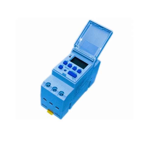 Digitale Zeitschaltuhr für 12V DC 16A Solar- und Elektroanlagen