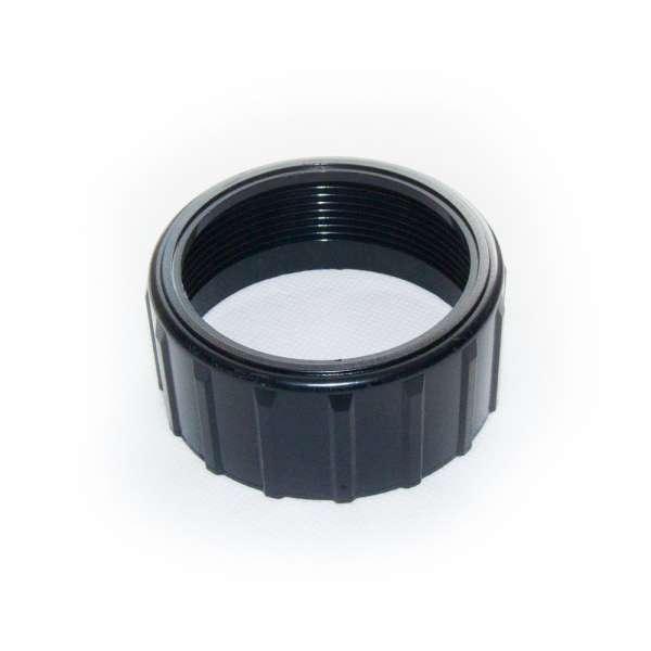 Überwurfmutter 70 mm für Endkappen an Van Gerven UVC Klärern Koi Professional mit Gehäuse aus Edelstahl