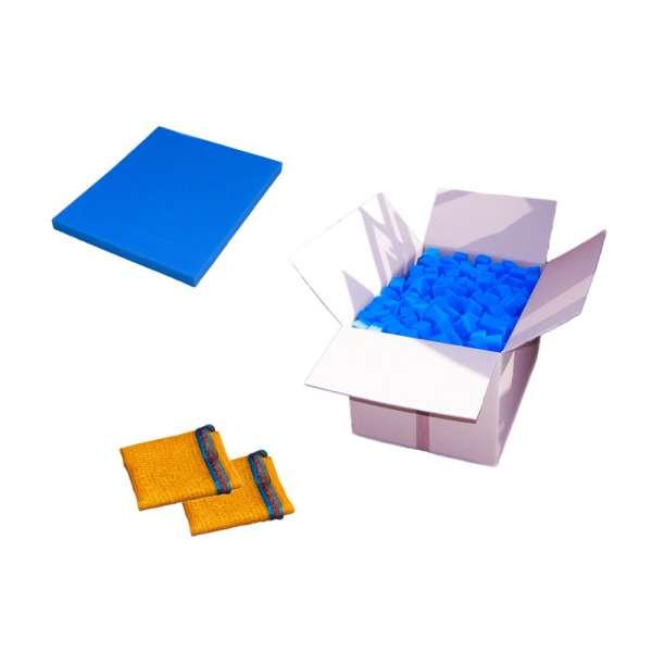 Set mit Filtermaterial für 5000l Teiche