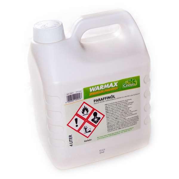 Biogreen Paraffinöl Petroleum Premium passend zu unseren Gewächshausheizungen