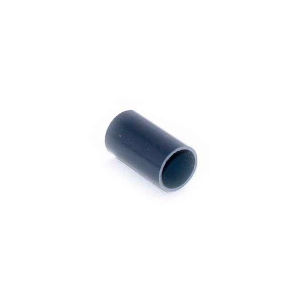 Verbindungsstück 20 x 34 mm aus PVC Kunststoff Plastik