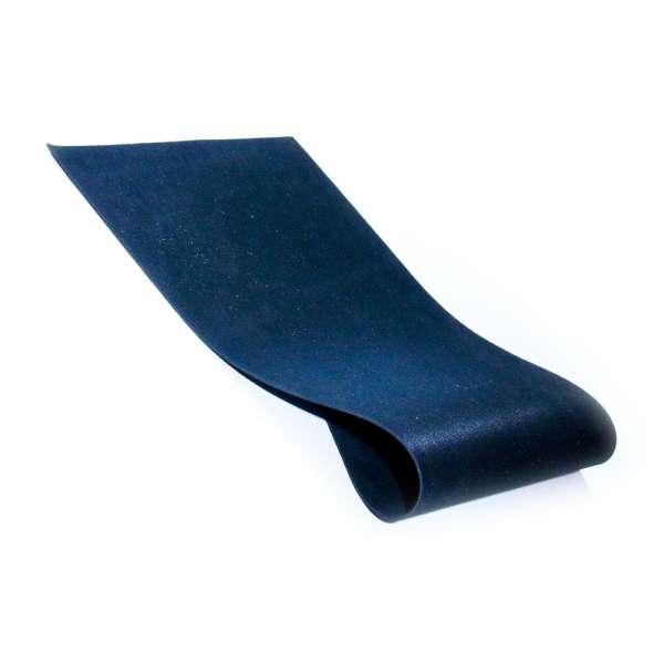 Folie aus EPDM 1,5mm x 10,50m für Teichbau in schwarz mit Struktur