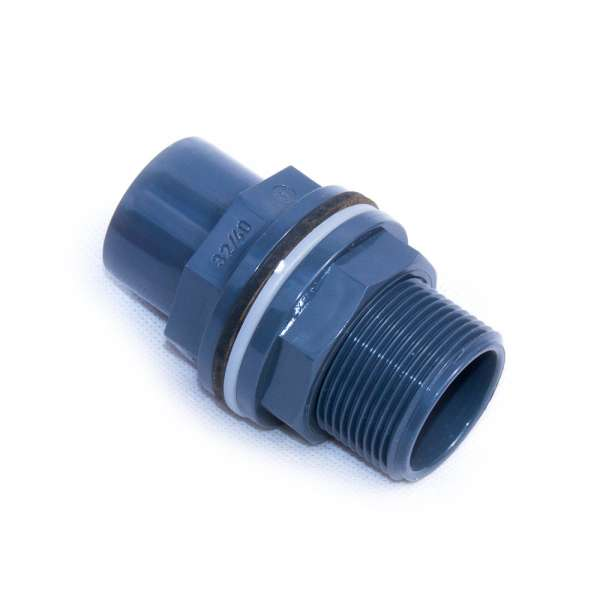 "32x40mm G 1 1/4"" Tankanschluss PVC-U"