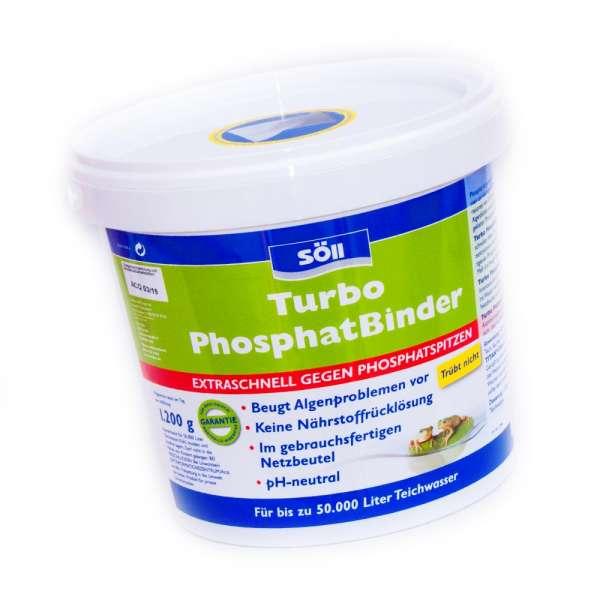 1 2 kg bindemittel gegen phosphat im teich von s ll bis 50000l wasser. Black Bedroom Furniture Sets. Home Design Ideas