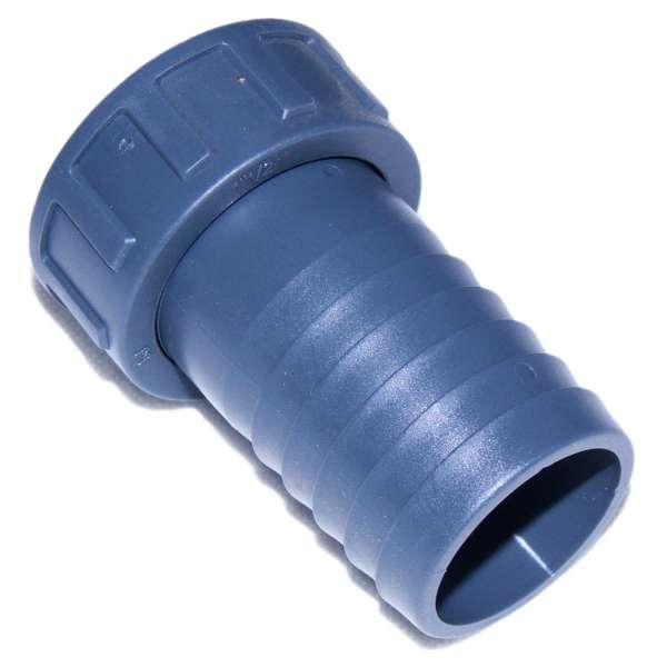 Gewindeanschluss gerade 40 mm mit Überwurfmutter