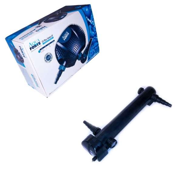 Eco Set Mit Pumpe O 6500 12v Für Schwimmteiche Und Uv C Klärer 55w