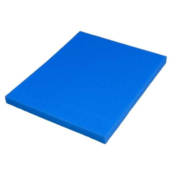 Feine Filtermatte PPI30 75x60x5 cm für Regentonnen