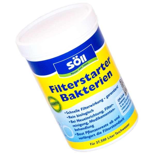 Filterstart Bakterien 250 g im Frühling und nach der Reinigung