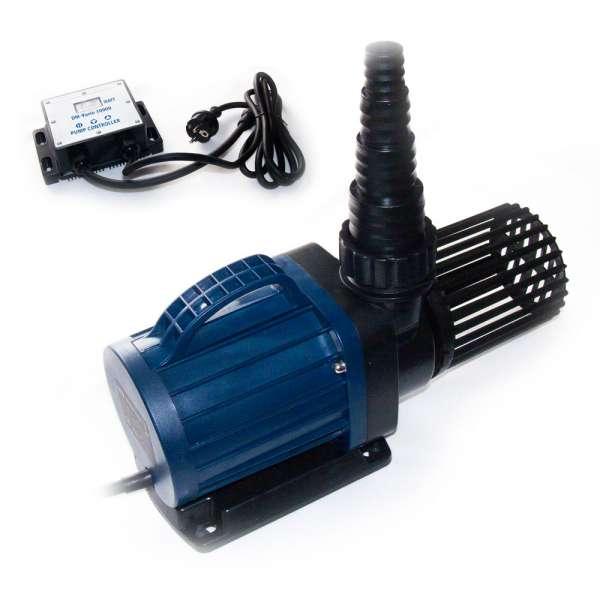 Teichpumpe Eco DM Vario 30000S regulierbar mit Display elektronisch
