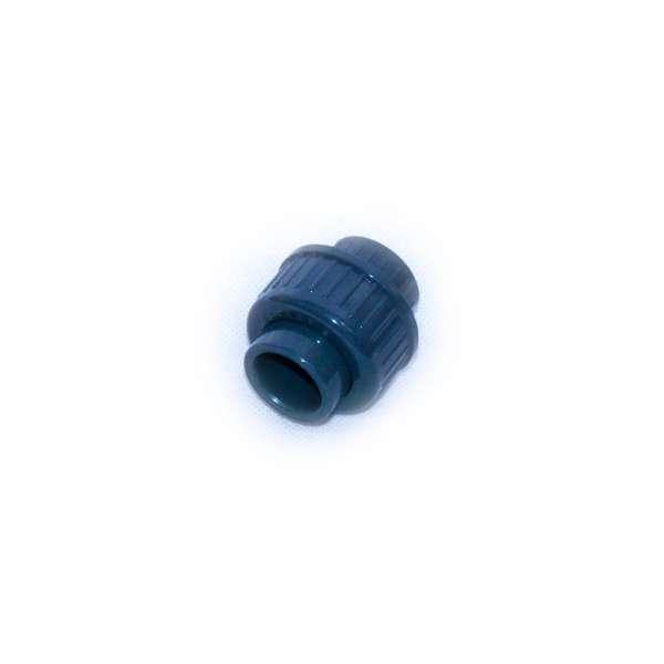 20mm Gewindekupplung PVC-U als Verschraubung