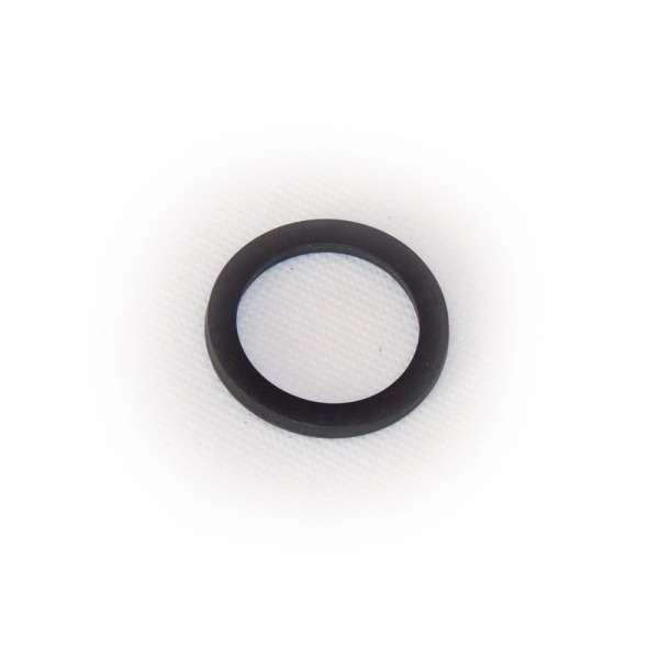 Dichtung 39x29x3 mm Abmessung aus Gummi als Ring flach für G 1 1/4 Zoll Innengewinde