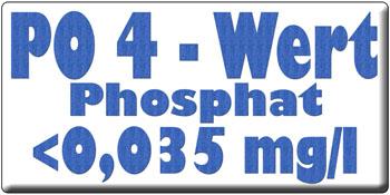phosphat-po4-wert