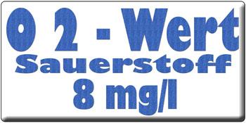 sauerstoff-o2-wert
